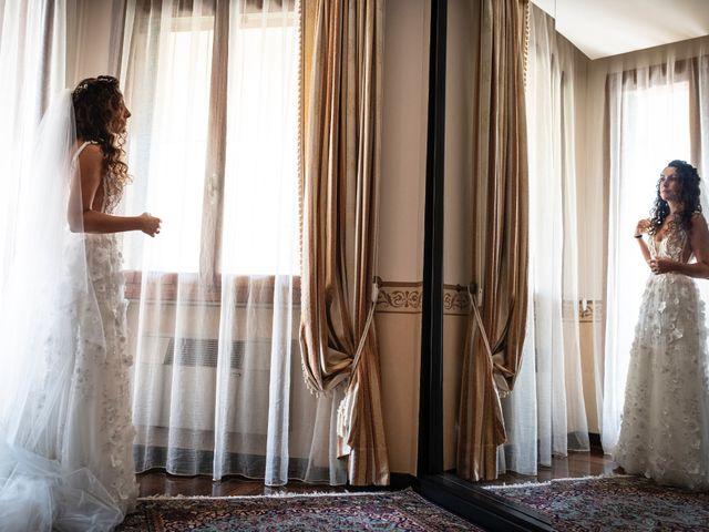 Il matrimonio di Gregorio e Giulia a Cinto Euganeo, Padova 13