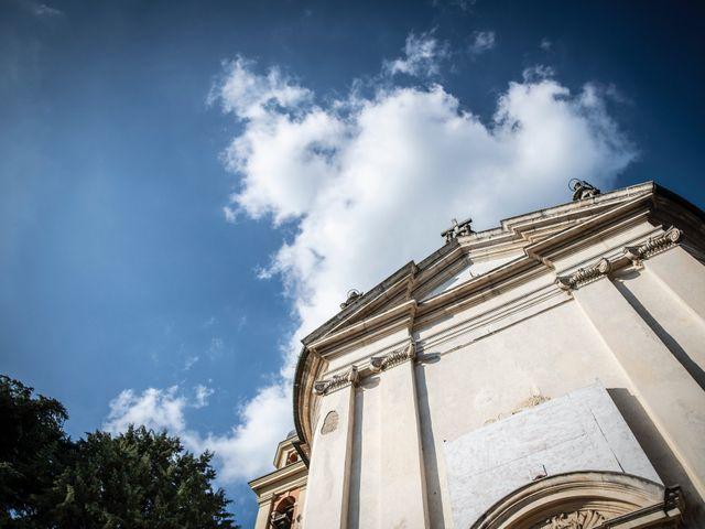 Il matrimonio di Gregorio e Giulia a Cinto Euganeo, Padova 16
