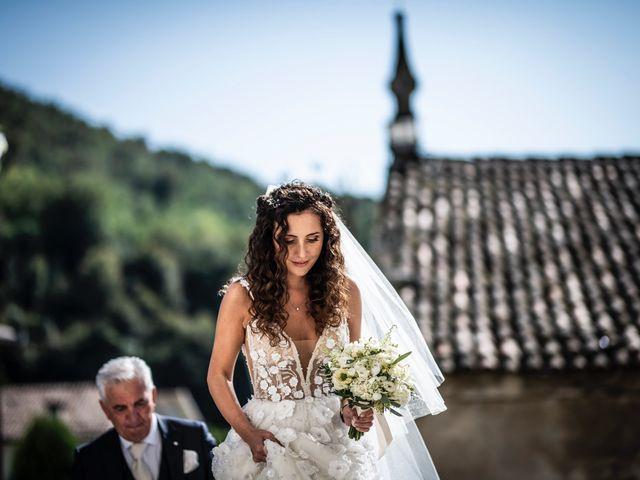 Il matrimonio di Gregorio e Giulia a Cinto Euganeo, Padova 18