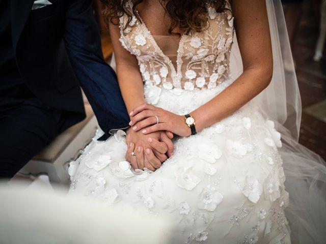Il matrimonio di Gregorio e Giulia a Cinto Euganeo, Padova 19