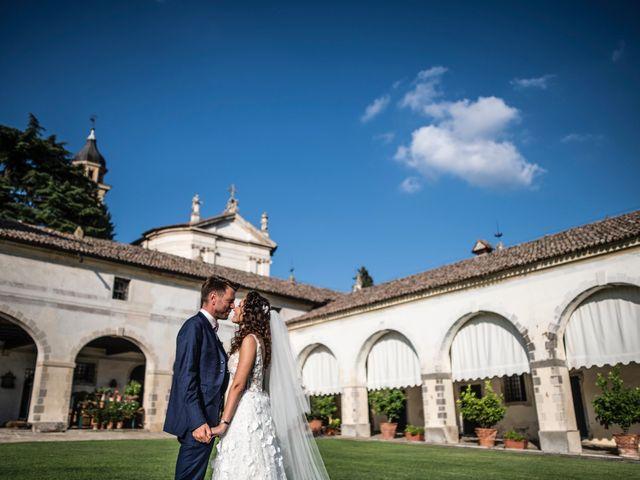 Il matrimonio di Gregorio e Giulia a Cinto Euganeo, Padova 22