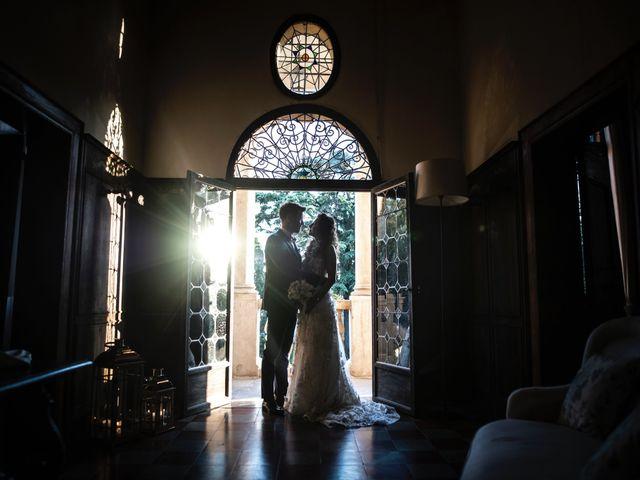 Il matrimonio di Gregorio e Giulia a Cinto Euganeo, Padova 29