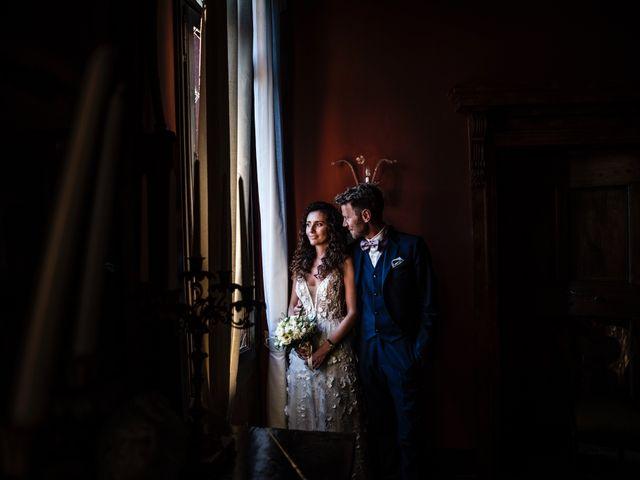 Il matrimonio di Gregorio e Giulia a Cinto Euganeo, Padova 30
