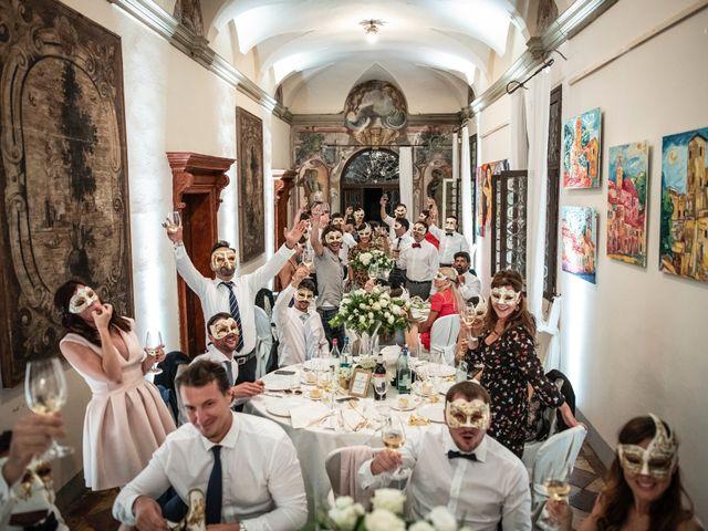 Il matrimonio di Gregorio e Giulia a Cinto Euganeo, Padova 34