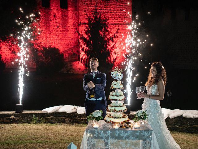 Il matrimonio di Gregorio e Giulia a Cinto Euganeo, Padova 38