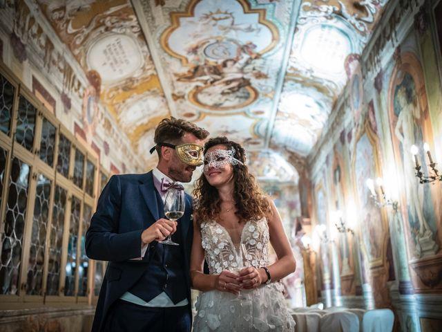 le nozze di Giulia e Gregorio