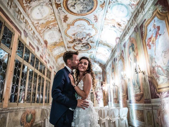 Il matrimonio di Gregorio e Giulia a Cinto Euganeo, Padova 40