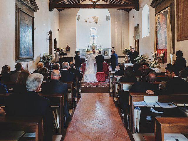 Il matrimonio di Linda e Rosario a Prato, Prato 6