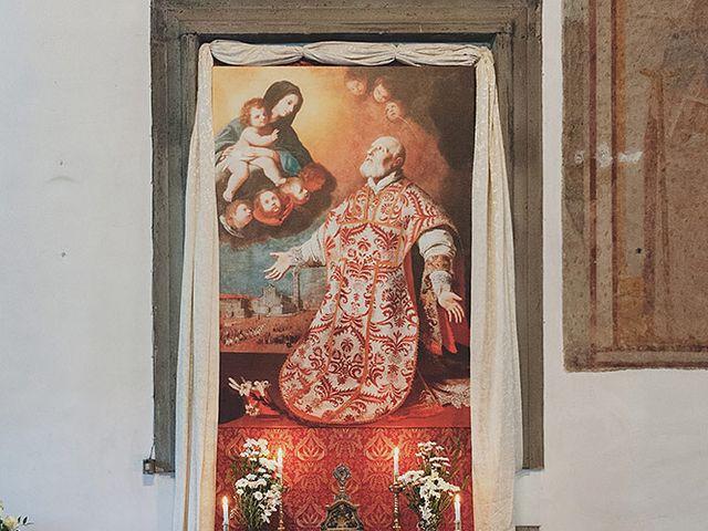 Il matrimonio di Linda e Rosario a Prato, Prato 10