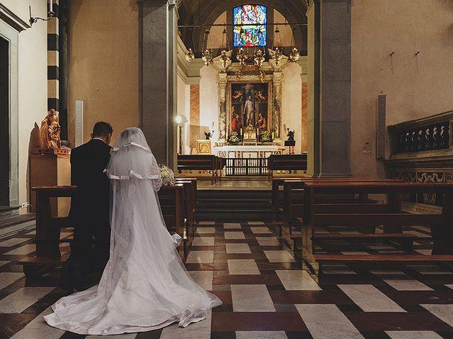 Il matrimonio di Linda e Rosario a Prato, Prato 13