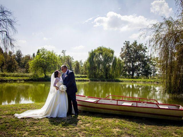 le nozze di Chiara e Giampaolo