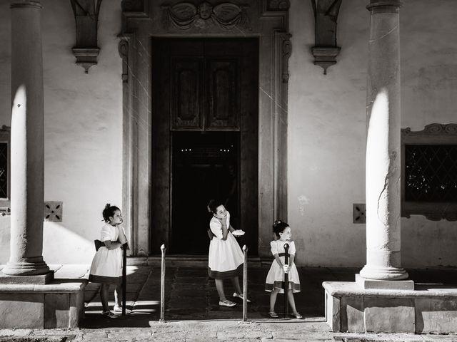 Il matrimonio di Alberto e Chiara a Firenze, Firenze 1