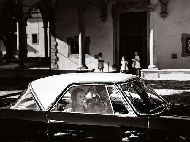 Il matrimonio di Alberto e Chiara a Firenze, Firenze 16