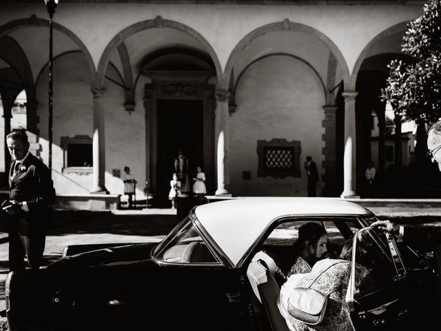 Il matrimonio di Alberto e Chiara a Firenze, Firenze 17