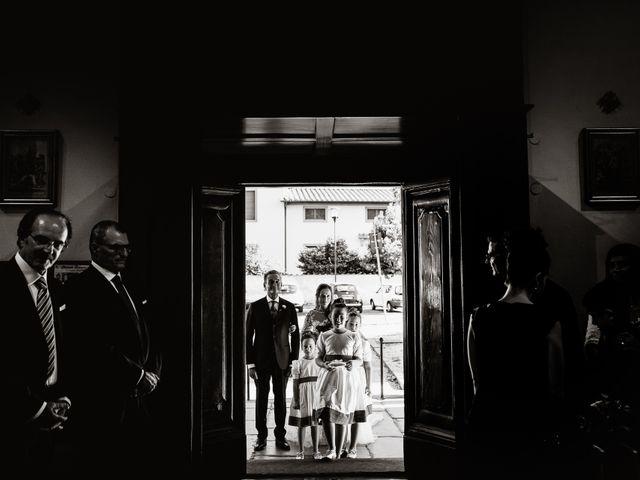 Il matrimonio di Alberto e Chiara a Firenze, Firenze 18