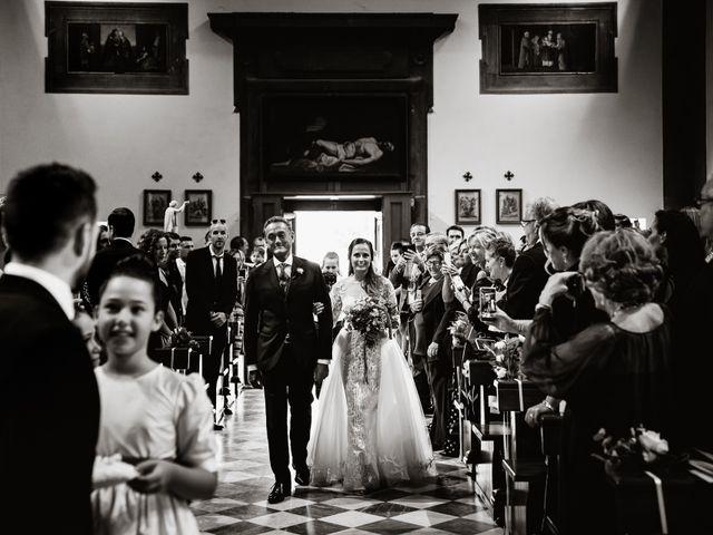 Il matrimonio di Alberto e Chiara a Firenze, Firenze 19