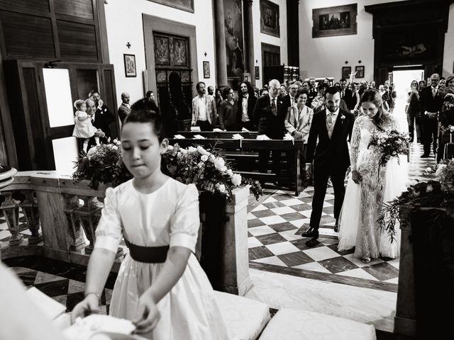 Il matrimonio di Alberto e Chiara a Firenze, Firenze 20