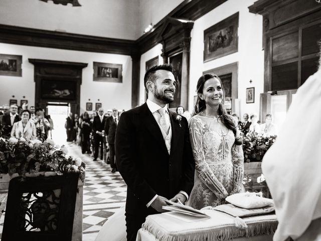 Il matrimonio di Alberto e Chiara a Firenze, Firenze 21