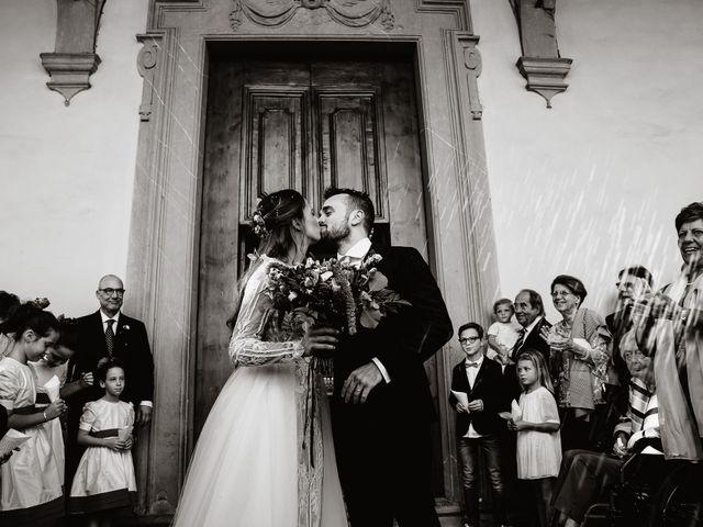 Il matrimonio di Alberto e Chiara a Firenze, Firenze 25