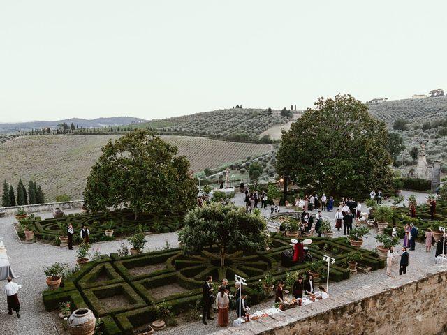 Il matrimonio di Alberto e Chiara a Firenze, Firenze 28