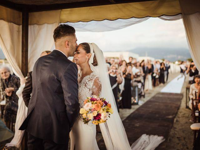 Il matrimonio di Damiano e Martina a Forte dei Marmi, Lucca 41