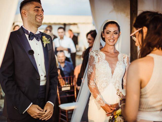Il matrimonio di Damiano e Martina a Forte dei Marmi, Lucca 42