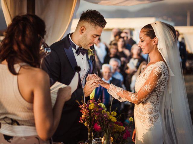 Il matrimonio di Damiano e Martina a Forte dei Marmi, Lucca 47