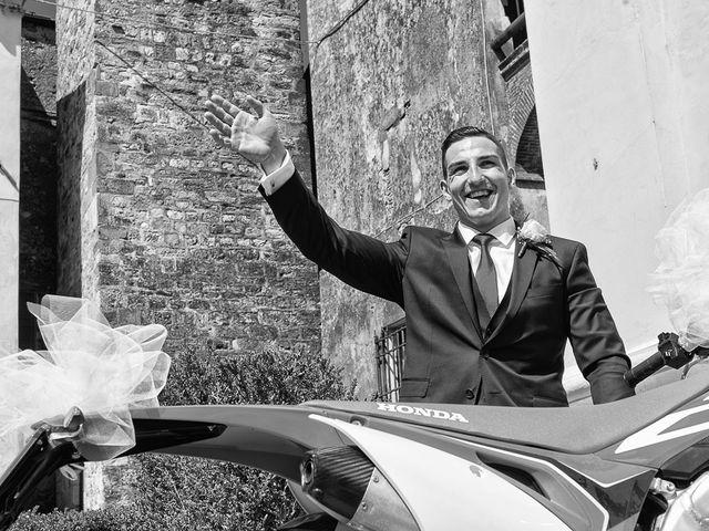 Il matrimonio di Gian Lorenzo e Benedetta a Camaiore, Lucca 19