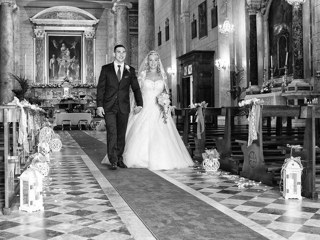 Il matrimonio di Gian Lorenzo e Benedetta a Camaiore, Lucca 29