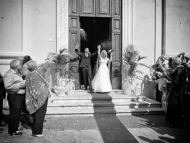 Il matrimonio di Gian Lorenzo e Benedetta a Camaiore, Lucca 30