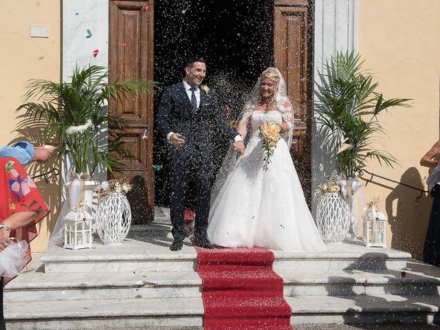 Il matrimonio di Gian Lorenzo e Benedetta a Camaiore, Lucca 31