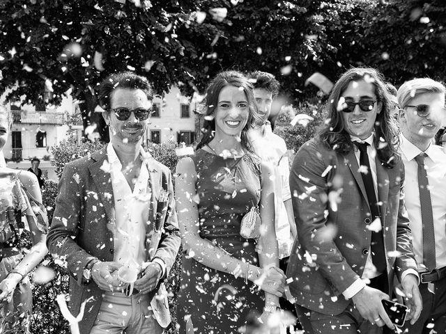 Il matrimonio di Gian Lorenzo e Benedetta a Camaiore, Lucca 33
