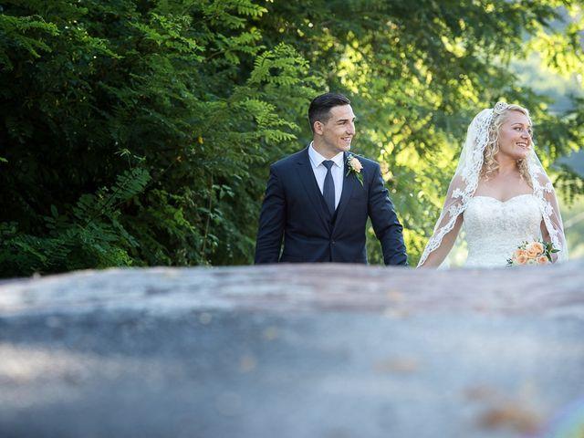 Il matrimonio di Gian Lorenzo e Benedetta a Camaiore, Lucca 40