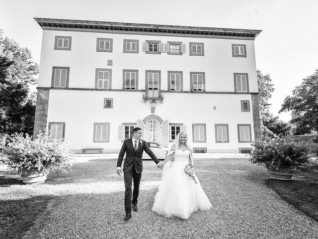 Il matrimonio di Gian Lorenzo e Benedetta a Camaiore, Lucca 42