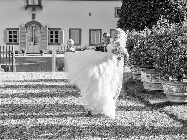 Il matrimonio di Gian Lorenzo e Benedetta a Camaiore, Lucca 44