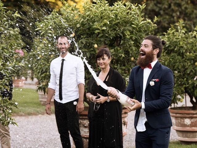 Il matrimonio di Gian Lorenzo e Benedetta a Camaiore, Lucca 53