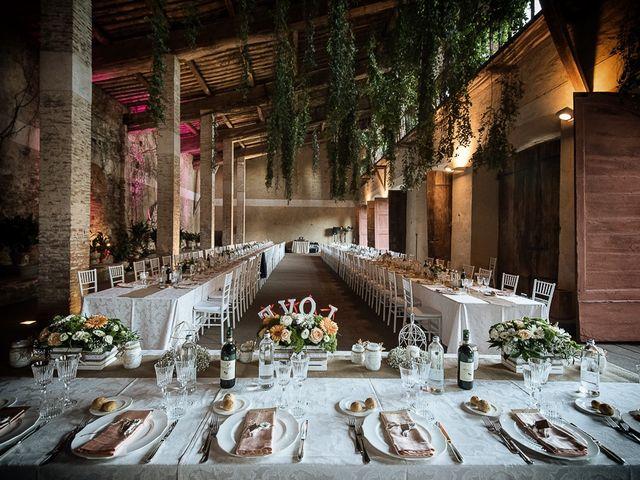 Il matrimonio di Gian Lorenzo e Benedetta a Camaiore, Lucca 1