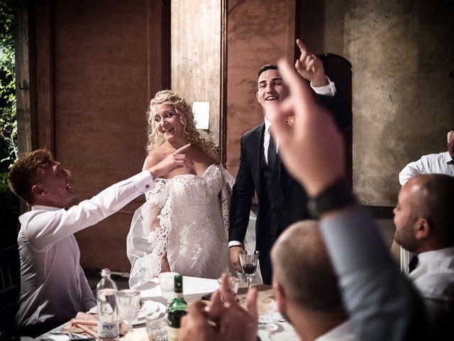 Il matrimonio di Gian Lorenzo e Benedetta a Camaiore, Lucca 71