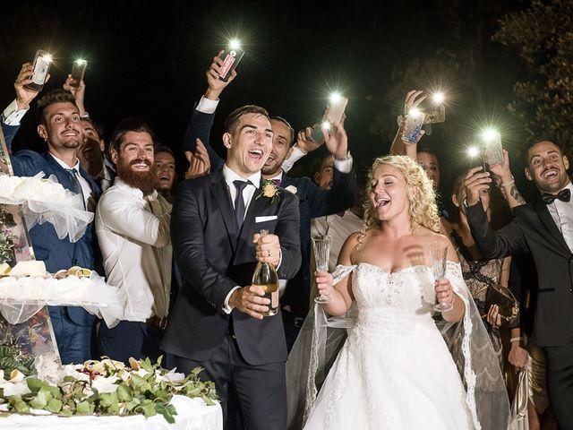 Il matrimonio di Gian Lorenzo e Benedetta a Camaiore, Lucca 81