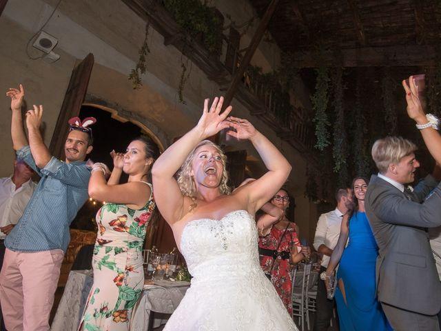Il matrimonio di Gian Lorenzo e Benedetta a Camaiore, Lucca 89