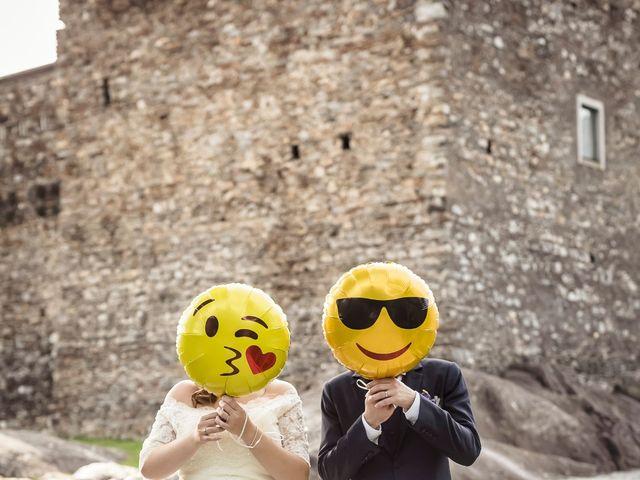 Le nozze di Maria Chiara e Dorin