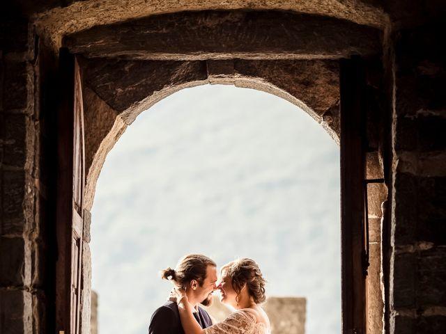 Il matrimonio di Dorin e Maria Chiara a Oggiona con Santo Stefano, Varese 25