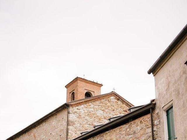 Il matrimonio di Pier e Diana a Arquà Petrarca, Padova 25