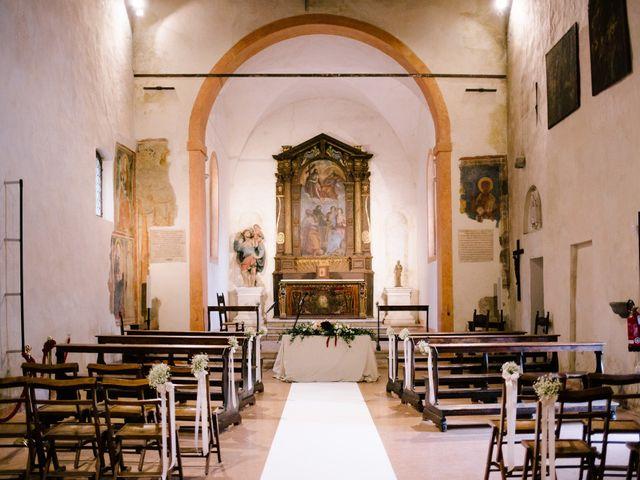 Il matrimonio di Pier e Diana a Arquà Petrarca, Padova 26