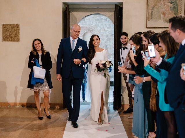 Il matrimonio di Pier e Diana a Arquà Petrarca, Padova 32