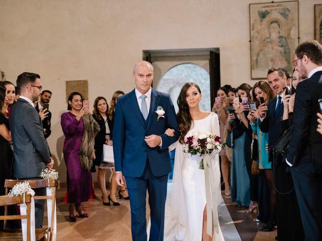 Il matrimonio di Pier e Diana a Arquà Petrarca, Padova 33