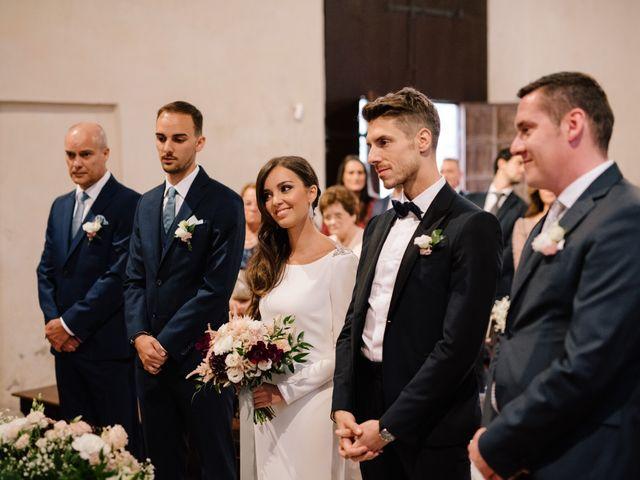 Il matrimonio di Pier e Diana a Arquà Petrarca, Padova 36