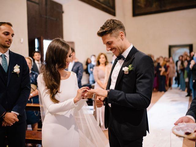 Il matrimonio di Pier e Diana a Arquà Petrarca, Padova 37