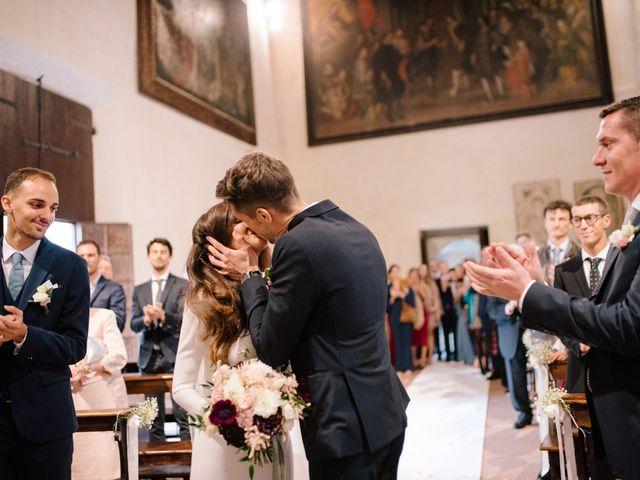 Il matrimonio di Pier e Diana a Arquà Petrarca, Padova 39