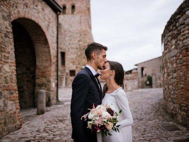 Il matrimonio di Pier e Diana a Arquà Petrarca, Padova 49